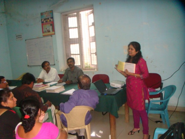 Laboratory Technicians Training