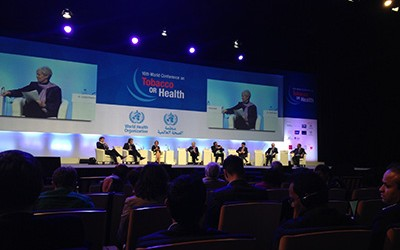 IPH at 16th World Conference on Tobacco or Health