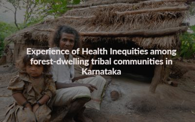 Experience of Health Inequities