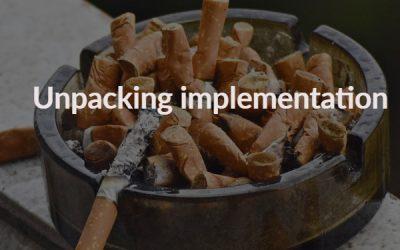 Unpacking Interventions