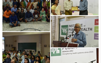 IPH Annual day oration 2019